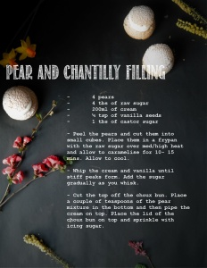choux 5 recipe