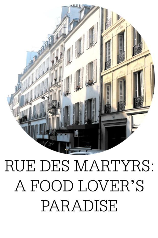 rue martyrs