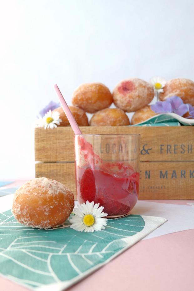 how to make raspberry chia seed jam